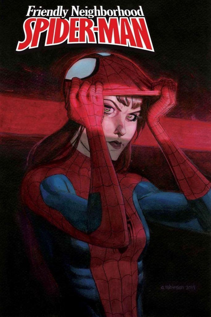 La copertina di Friendly Neighborhood Spider-Man #11
