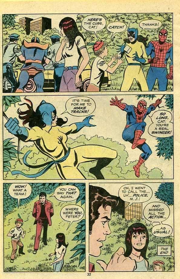 Thanos viene portato via dalla polizia