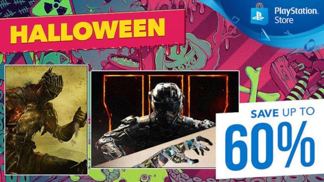 Oltre 100 giochi PS4 in offerta su PS Store per Halloween