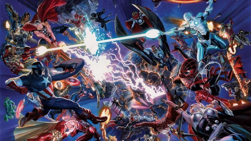 Il Multiverso Marvel finisce con Secret Wars
