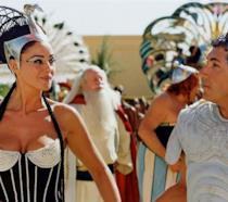 Monica Bellucci in Asterix e Obelix - Missione Cleopatra