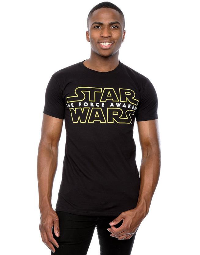 Maglietta Star Wars Uomo The Force Awakens