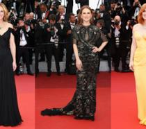Julia Roberts, Julianne Moore e Jessica Chastain a Cannes 2016