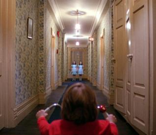 Un'iconica scena del film