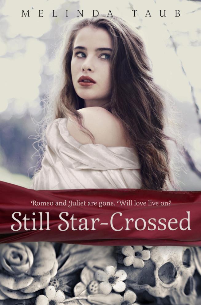 La copertina del libro di Melinda Taub.
