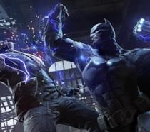 Batman in azione nella saga videoludica di Arkham