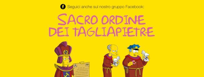 Foto della pagina social Le migliori frasi dei Simpson