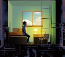 Copertina del romanzo L'Istituto