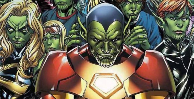 Gli alieni dei fumetti Marvel
