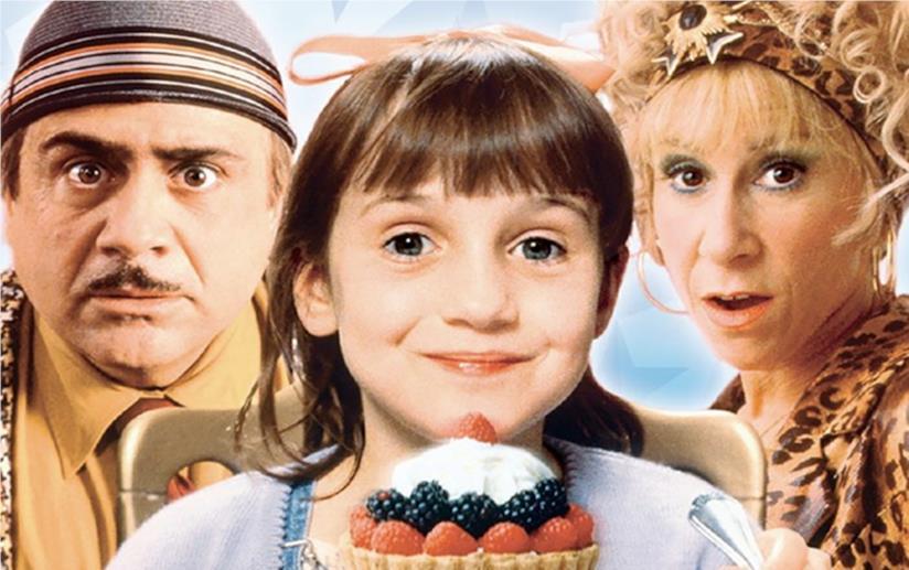 Una scena di Matilda 6 mitica