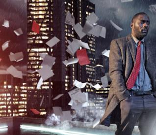 Un'immagine promozionale di Luther