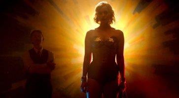 L'incredibile trasformazione di Olive (Bella Heatchote) nella musa ispiratrice del fumetto Wonder Woman
