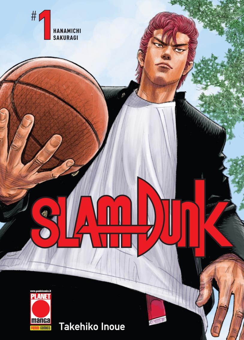 Slam Dunk Panini Comics