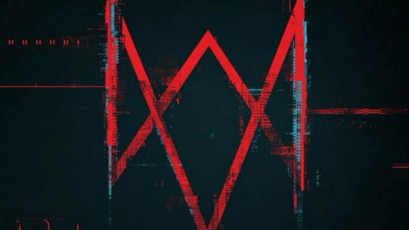 Il logo ufficiale di Watch Dogs Legion