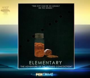 Elementary: i poster illustrati della stagione 3