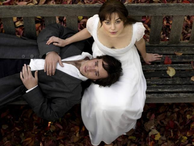 Elizabeth e Darcy