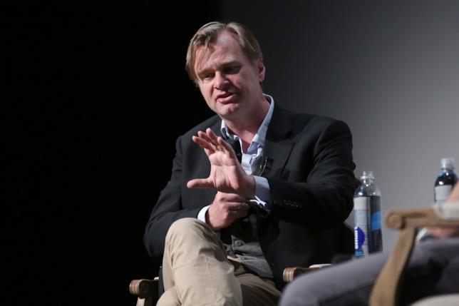 Christopher Nolan ad una conferenza