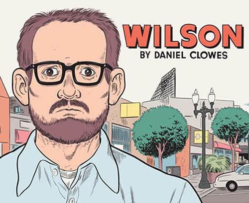 Wilson di Daniel Clowes