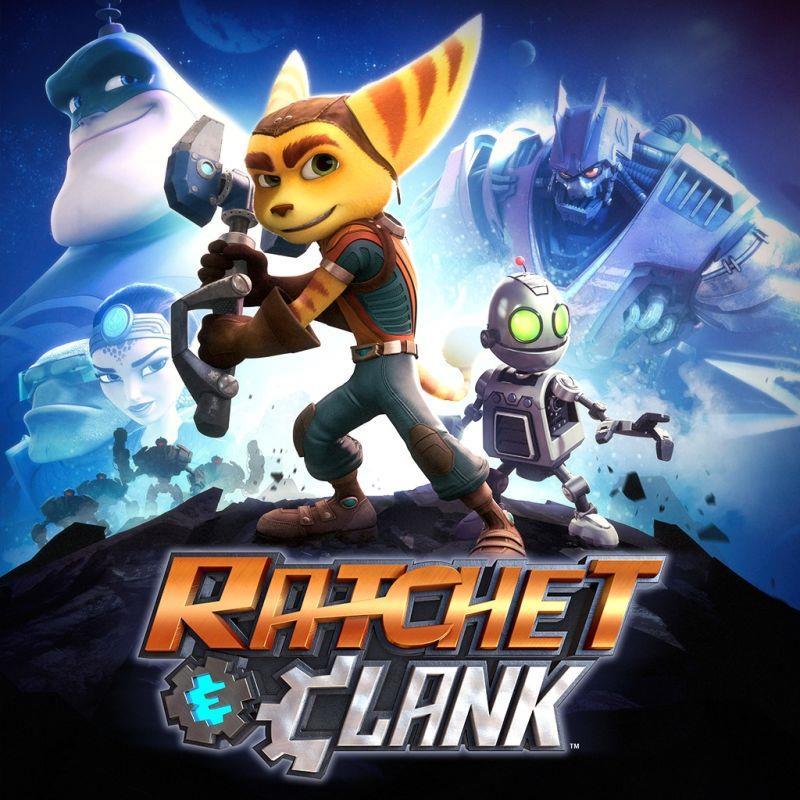 Il reboot di Ratchet & Clank  per PS4