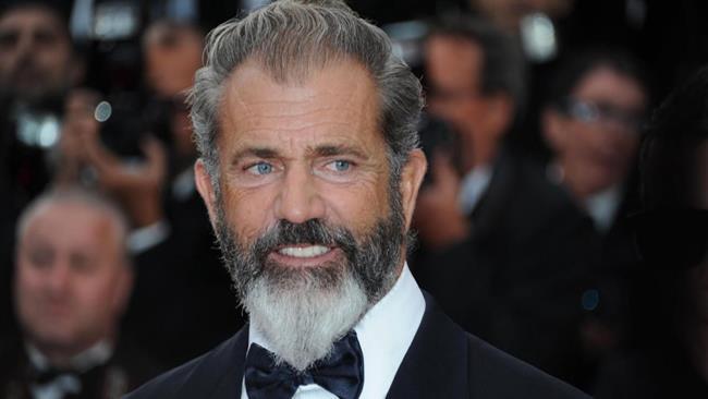 L'attore e regista Mel Gibson