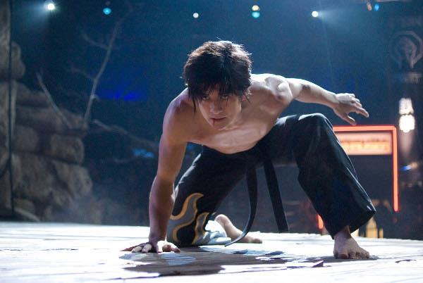 Jon Foo è Jin nel lungometraggio di Tekken