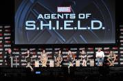 Il cast di Marvel's Agents of SHIELD riunito al gran completo