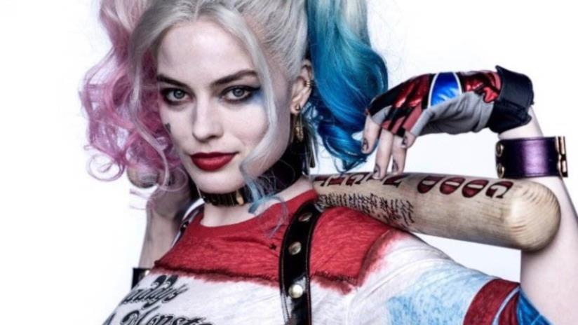 Margot Robbie interpreta il personaggio di Harley Quinn