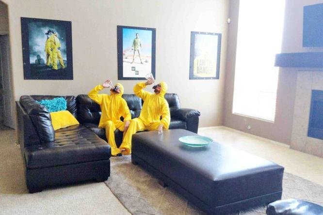 Il laboratorio di Walter e Jesse di Breaking Bad è in affitto su AirBnb