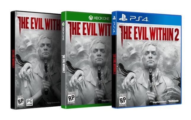 The Evil Within 2 per PS4, Xbox One e PC