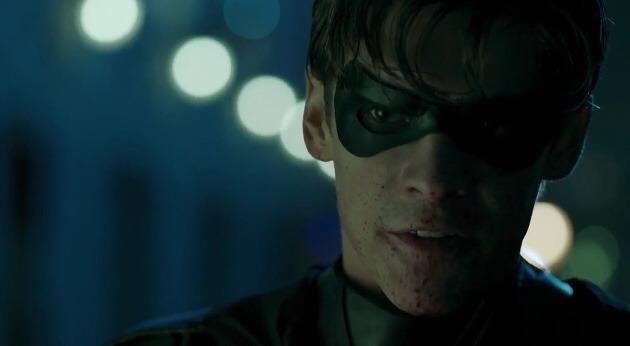 Titans: Robin nella nuova serie TV
