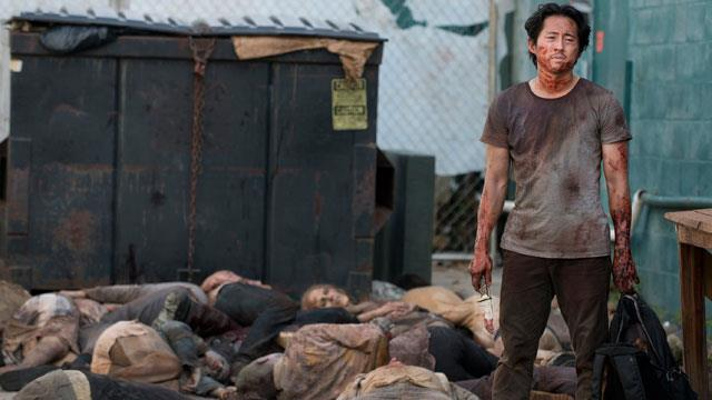 L'attore Steven Yeun