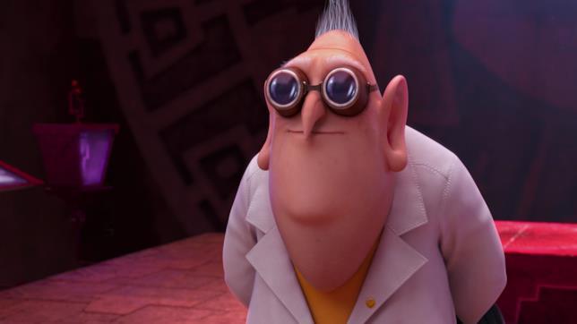 Dottor Nefario, Cattivissimo me 2