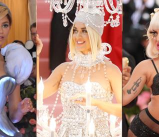 Katy Perry lampadario, Zendaya Cenerentola e i look più eccentrici del Met Gala 2019