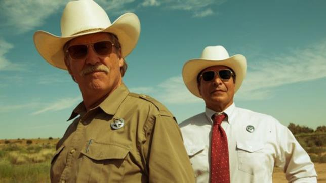 Jeff Bridges nel film Hell or High Water