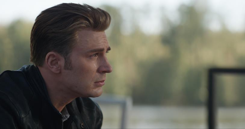 Captain America piange per la tristezza