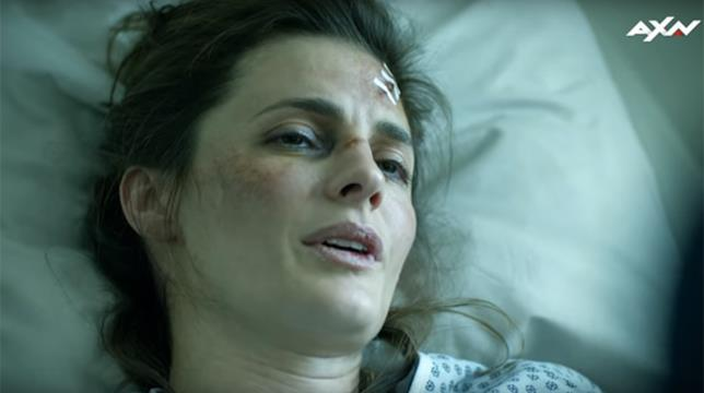 Stana Katic in Absentia