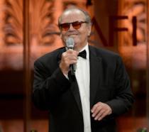 Primo piano di Jack Nicholson