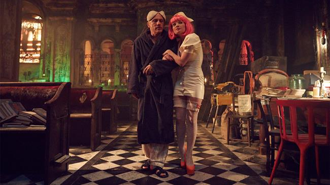 Il film The Zero Theorem