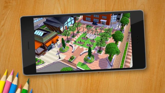 The Sims Mobile per iOS e Android