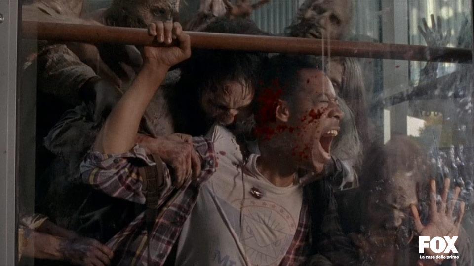 """HBO rifiutò The Walking Dead perché """"troppo violento""""."""