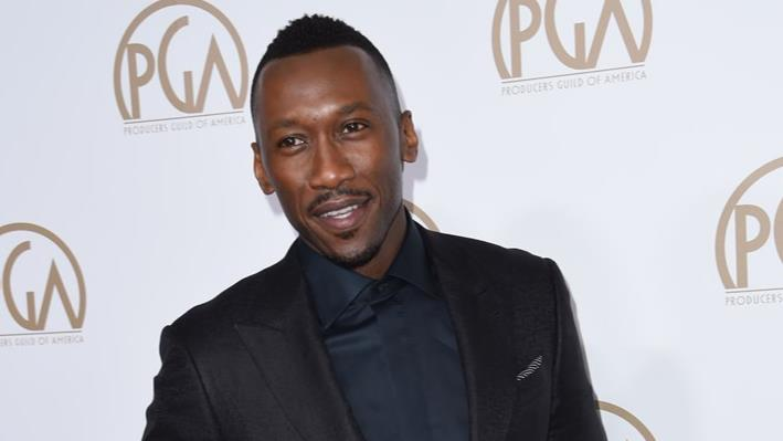 Mahershala Ali sul red carpet