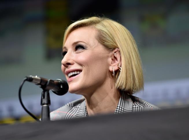 Cate Blanchett al San Diego Comic-Con