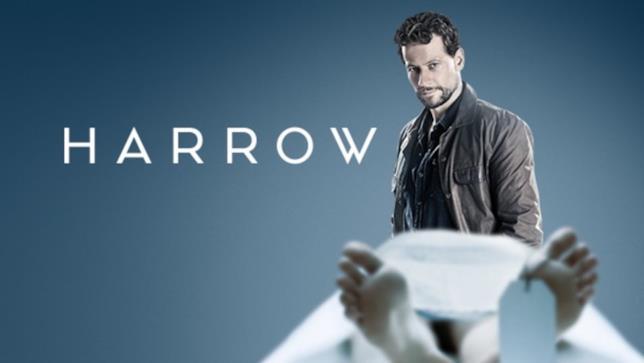 Harrow: il poster