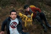 I protagonisti di Pokémon: Detective Pikachu