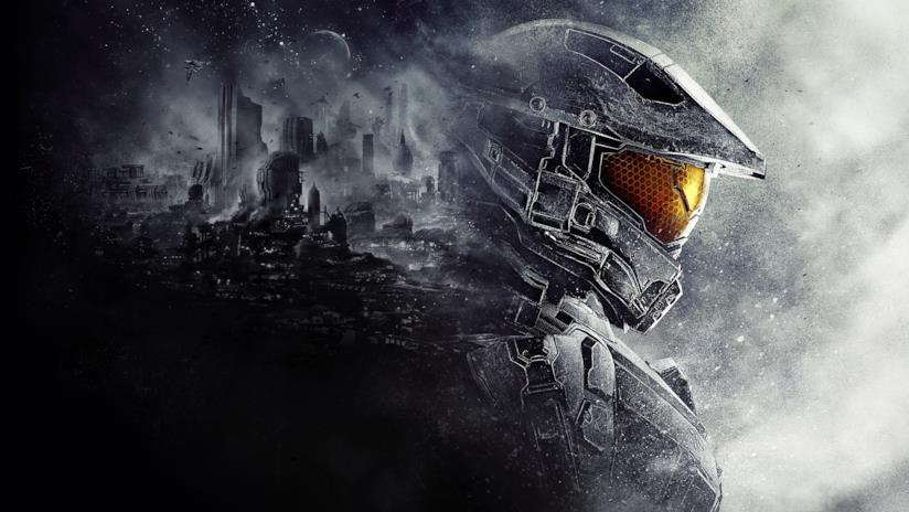 Master Chief in Halo 5 per Xbox One