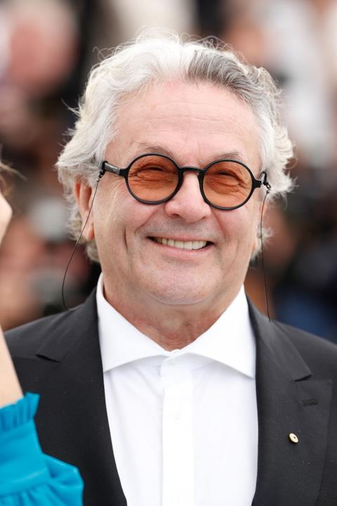 George Miller al photocall