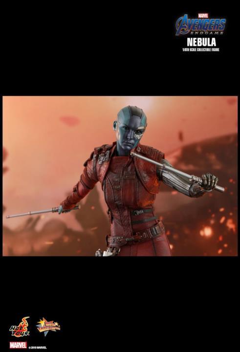 Hot Toys presenta la Nebula di Endgame