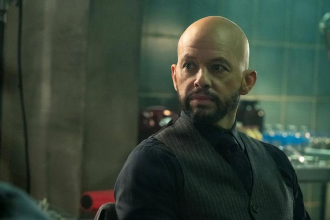 Lex Luthor in Supergirl