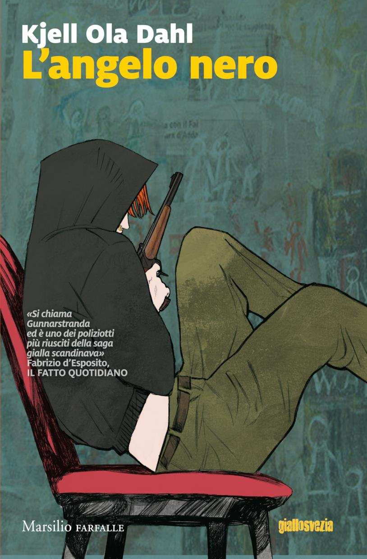 La copertina dell'edizione italiana di L'Angelo Nero