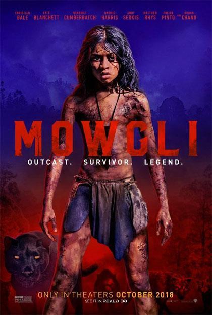 Il poster di Mowgli